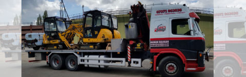 CRANE HIRE FOR BIG OR SMALL PROJECTS